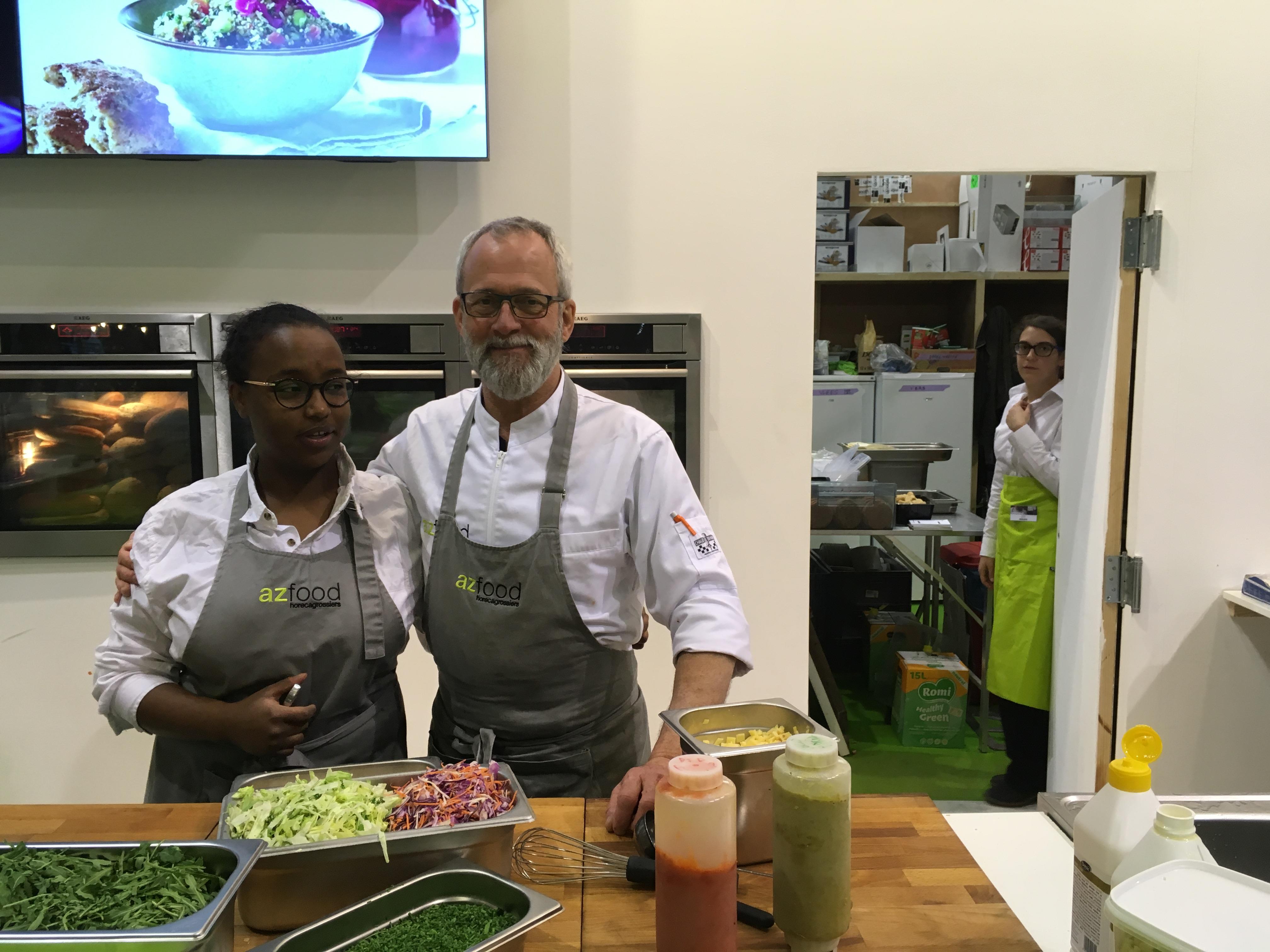 AZ Food Stand Horeca Expo 2017