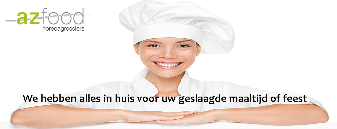az food, thuis in gastronomie
