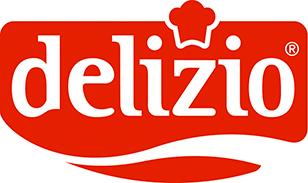 Delizio logo, Delizio , az food