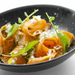 wortelcarpaccio, az food
