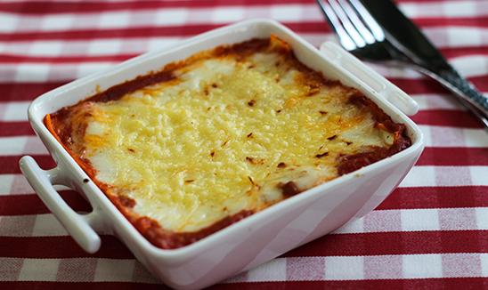lasagne, az food
