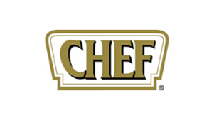 Chef logo, az food