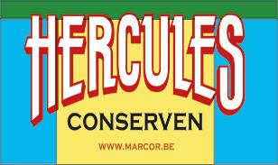 hercules logo, az food