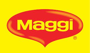 Maggi logo , az food