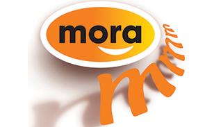 Mora, AZ Food, Mora logo