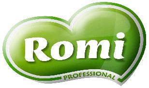 Romi, Romi logo, AZ Food horecagrossiers